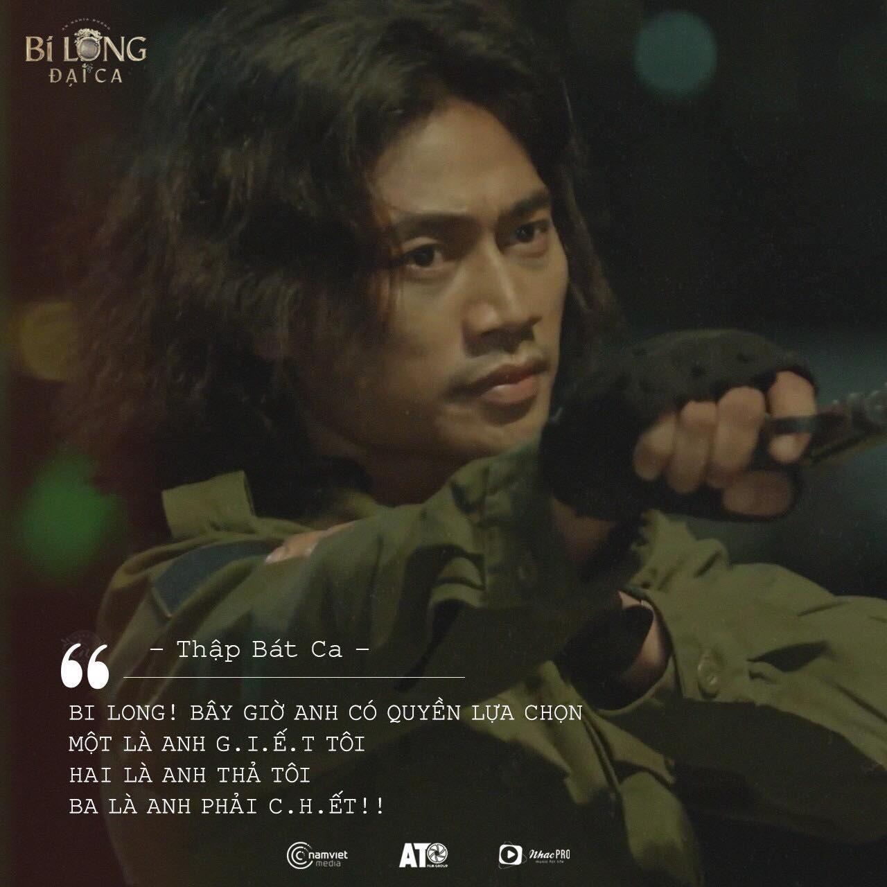 """Lợi Trần: """"Ngôi sao hành động"""" mới của màn ảnh Việt - Ảnh 1."""