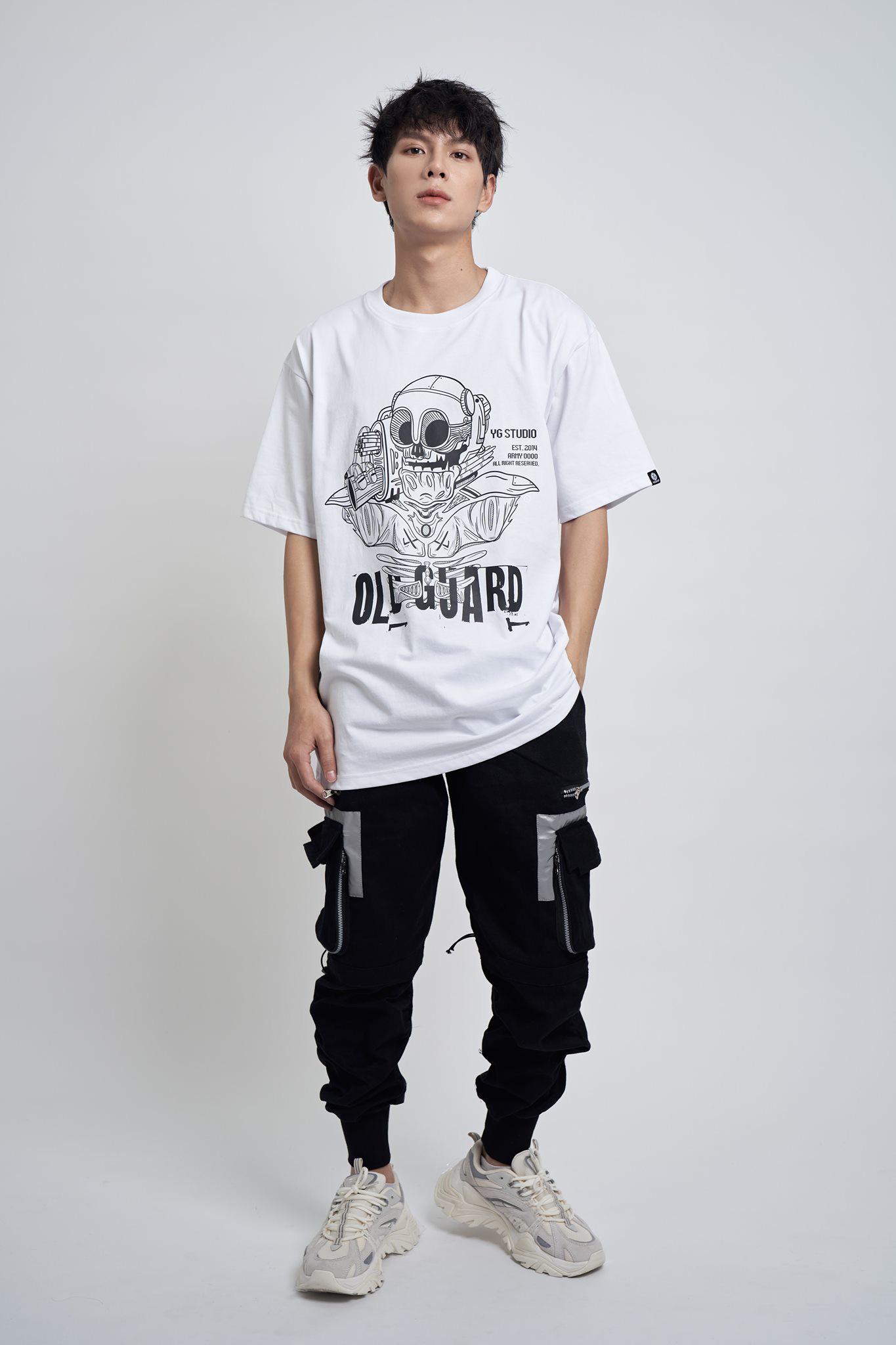 YG Shop - Ấn tượng với phong cách thời trang streetwear - Ảnh 1.