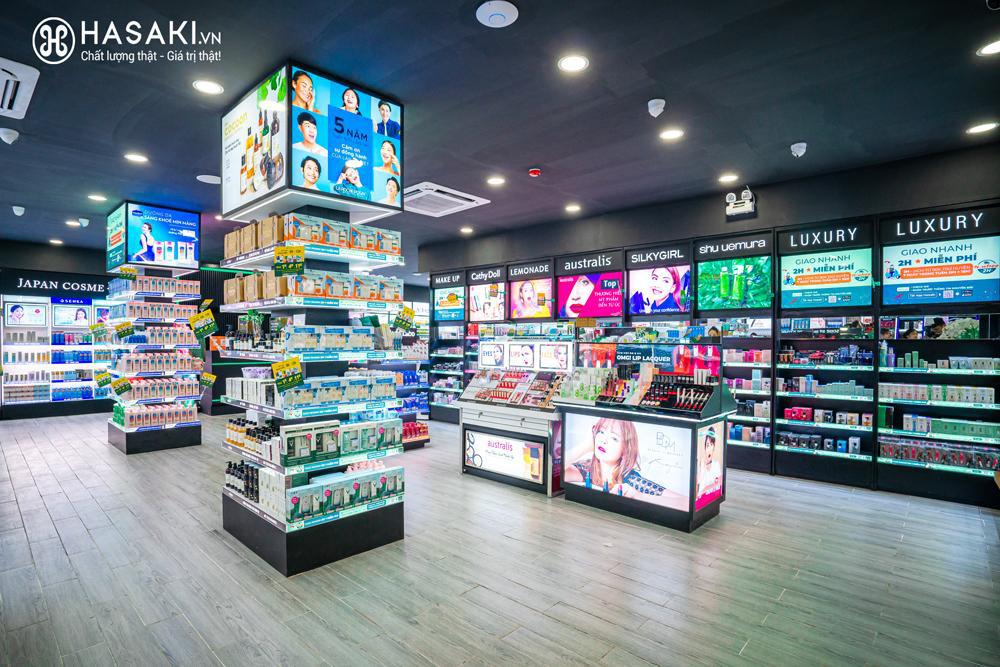 HOT: Hasaki chi nhánh 16 tại Hà Nội sẽ khai trương vào ngày 7/3, các tín đồ chuẩn bị mua sắm thả ga với hàng loạt deal HOT chỉ 1K, 8K, 2K - Ảnh 3.