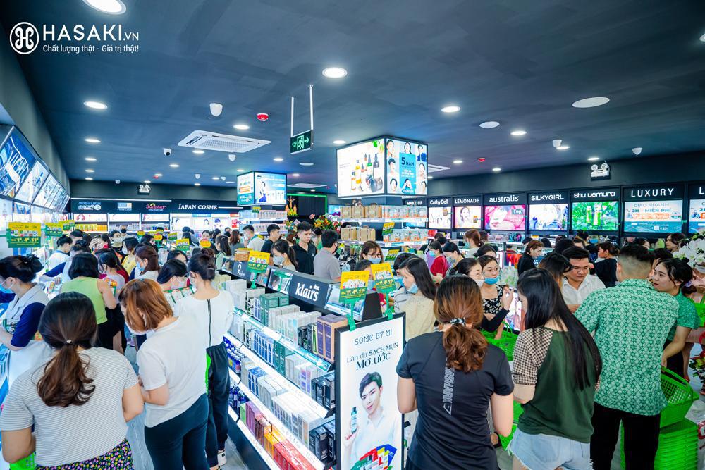HOT: Hasaki chi nhánh 16 tại Hà Nội sẽ khai trương vào ngày 7/3, các tín đồ chuẩn bị mua sắm thả ga với hàng loạt deal HOT chỉ 1K, 8K, 2K - Ảnh 4.