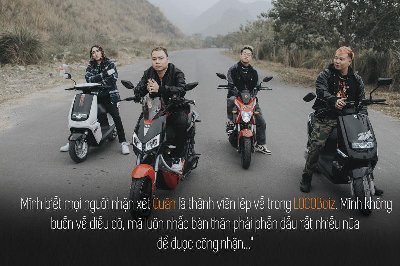 Quân R.E.V trải lòng sau MV Chí Nam Nhi: Tôi tự đẩy mình vào thử thách, làm rap nhưng phải đậm chất Việt Nam - Ảnh 5.
