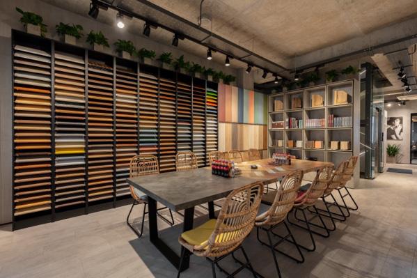 An Cường khai trương showroom one-stop shopping center tại khu đô thị mới Sala - Ảnh 2.
