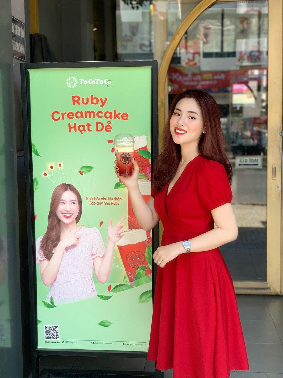 Rạng ngời khí chất với thức uống Ruby Creamcake Hạt Dẻ! - Ảnh 3.