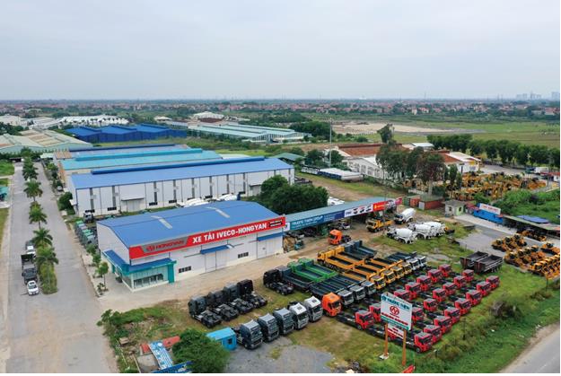 Những tính năng hút khách của xe tải Iveco - Hongyan - Ảnh 4.