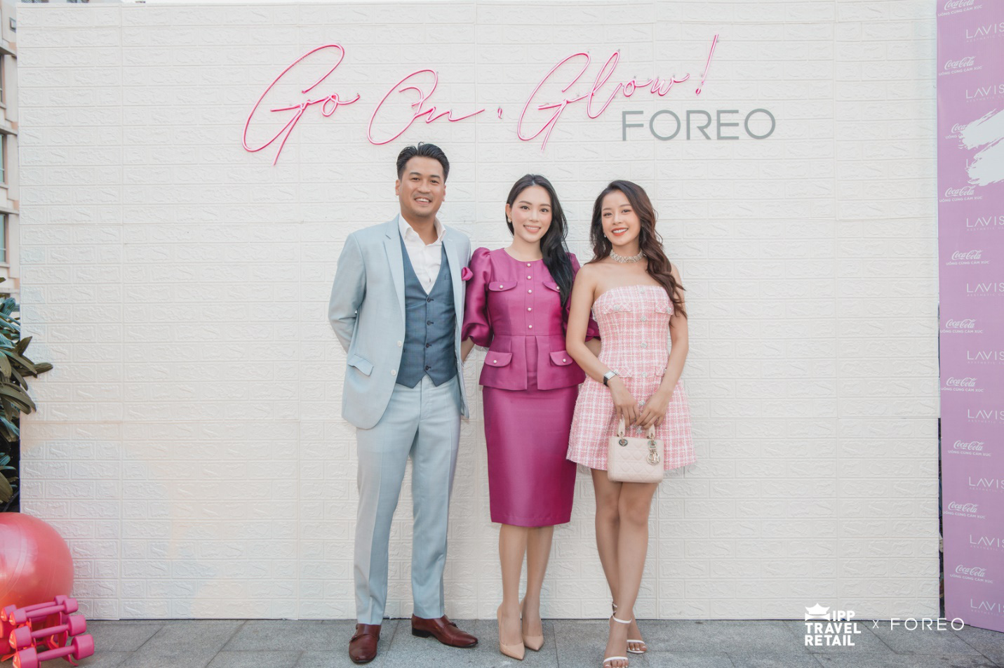 FOREO: Go on, glow! - Buổi họp báo sang chảnh đánh dấu sự hợp tác chính thức giữa FOREO và IPP Travel Retail - Ảnh 1.