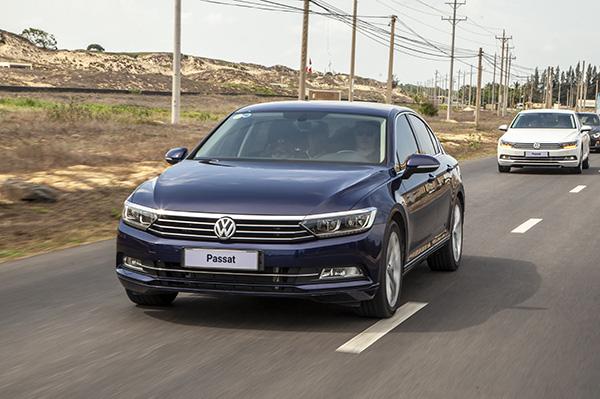 Volkswagen Passat - lựa chọn thú vị cho khách Việt trung niên - Ảnh 2.