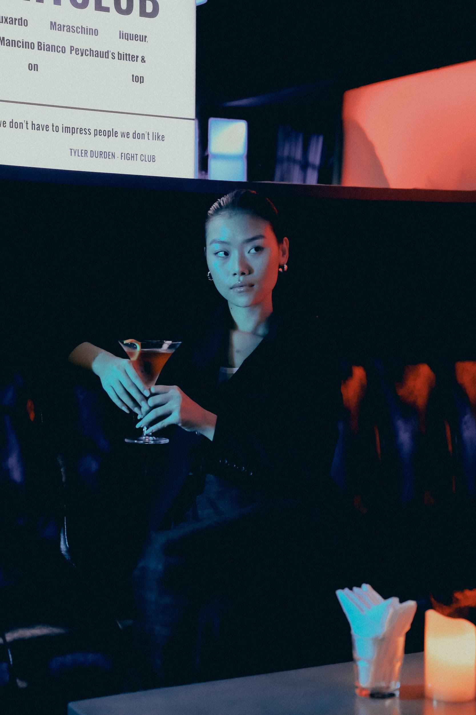 Léon: Quán cocktails mang phong cách rạp phim nhất định phải đến một lần - Ảnh 5.
