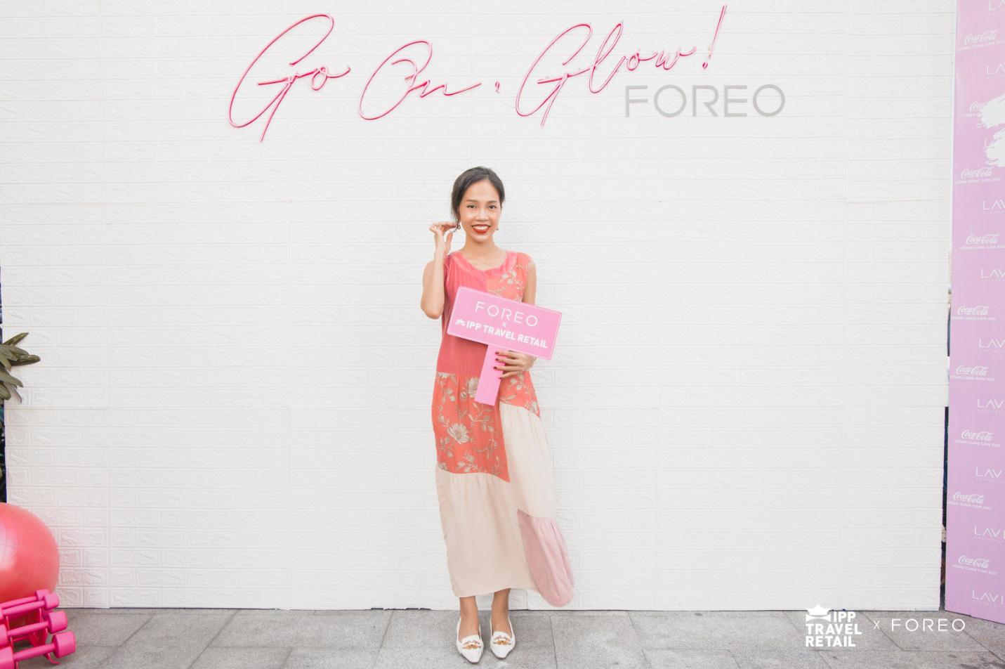 FOREO: Go on, glow! - Buổi họp báo sang chảnh đánh dấu sự hợp tác chính thức giữa FOREO và IPP Travel Retail - Ảnh 7.
