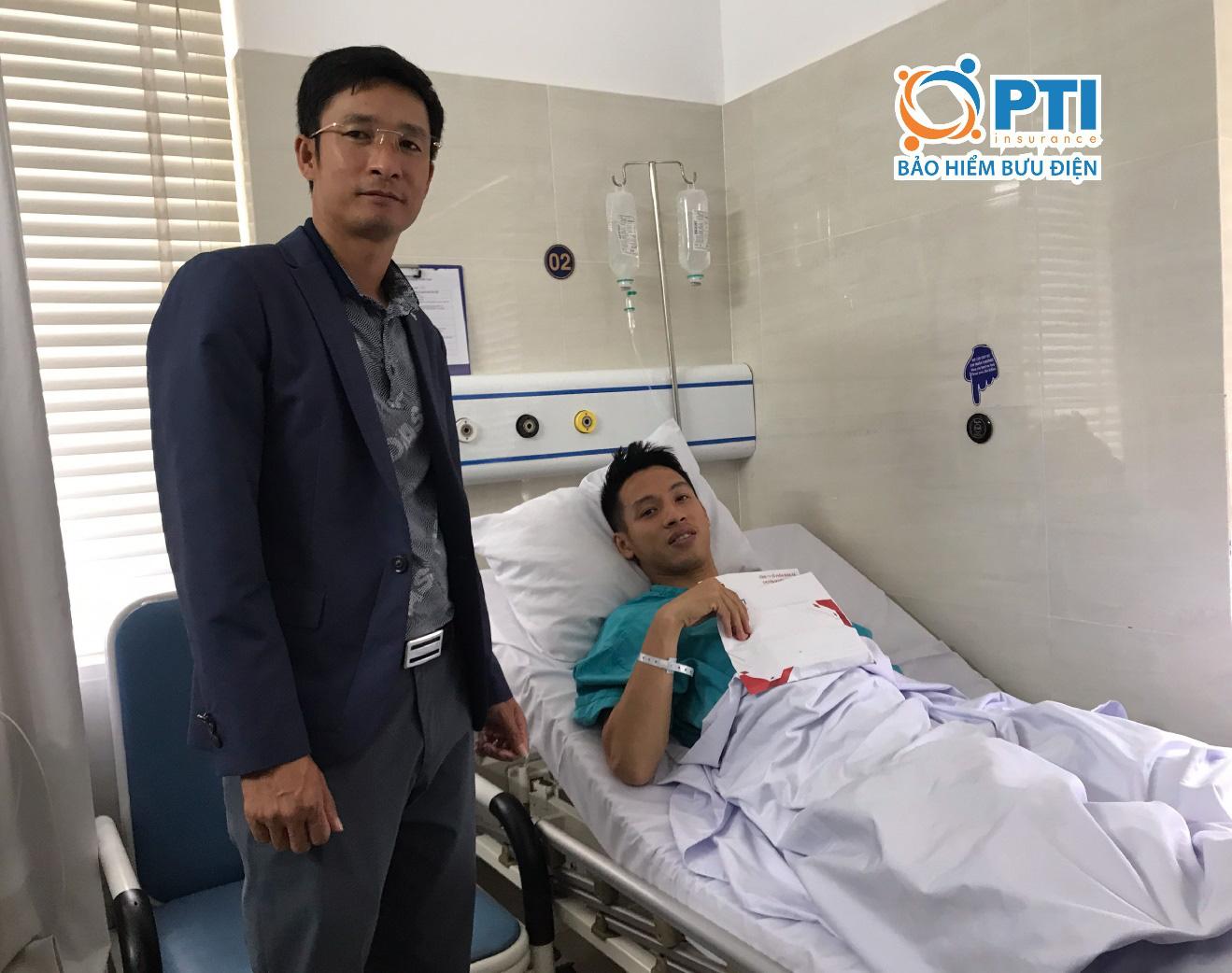 PTI sẽ chi trả chi phí điều trị chấn thương cho Hùng Dũng - Ảnh 1.
