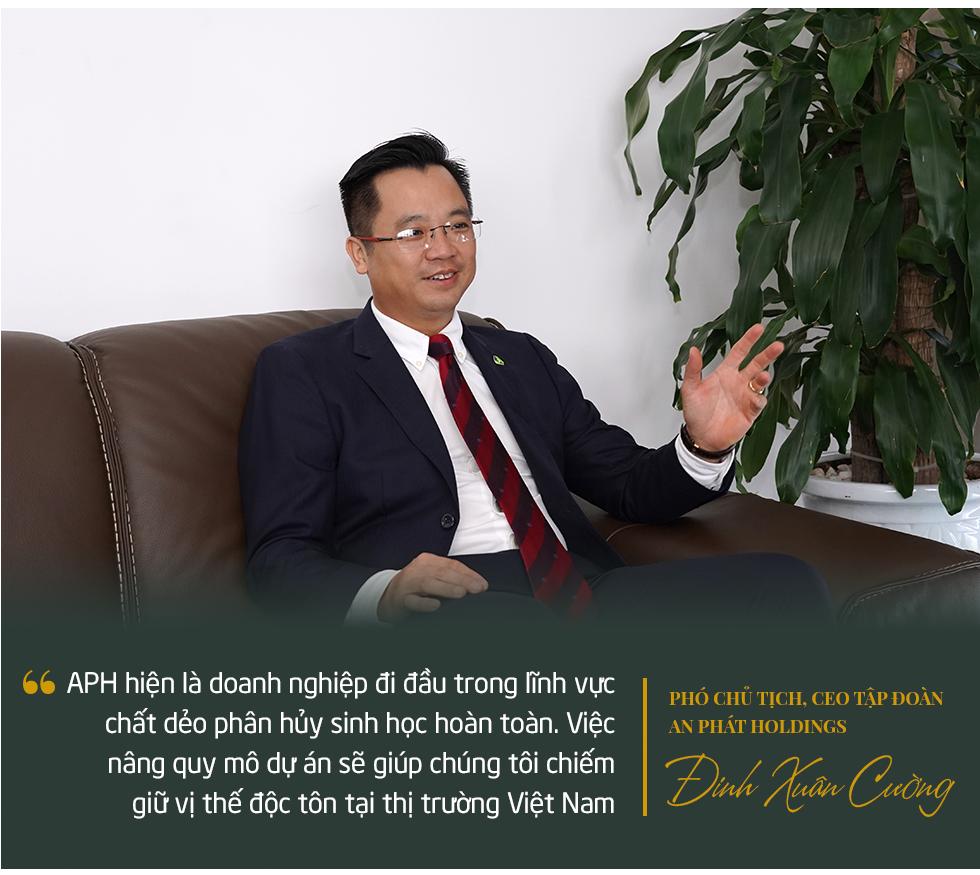 Việt Nam sắp có nhà máy nguyên liệu xanh lớn nhất Đông Nam Á: An Phát Holdings tham vọng gì? - Ảnh 3.