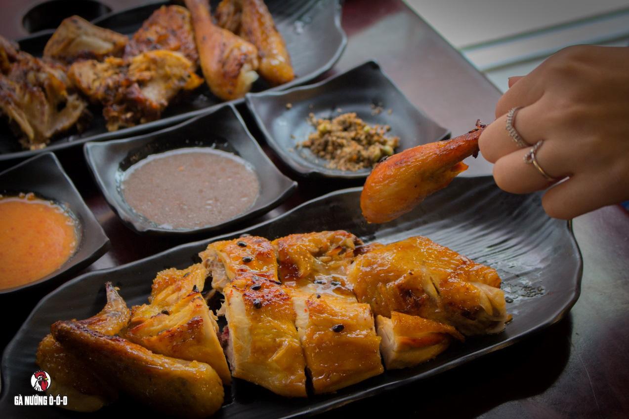 Tất tần tật về cơ hội hợp tác nhượng quyền với chuỗi gà nướng nổi tiếng hơn 100 vị sốt - Ảnh 2.