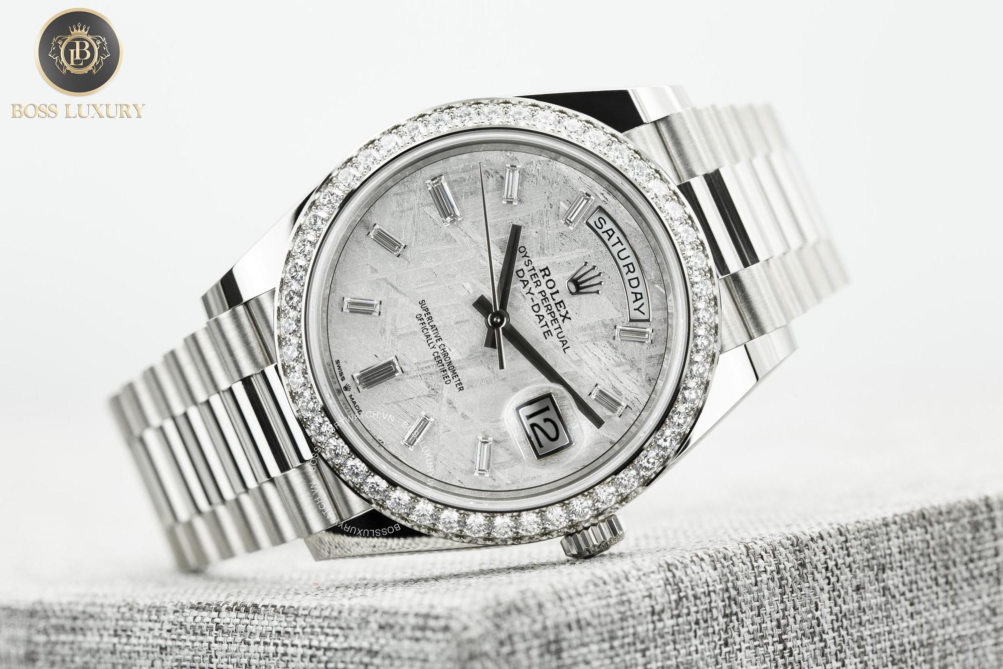 Top 5 cỗ máy đồng hồ hiệu Rolex đắt giá có mặt tại Boss Luxury - Ảnh 1.