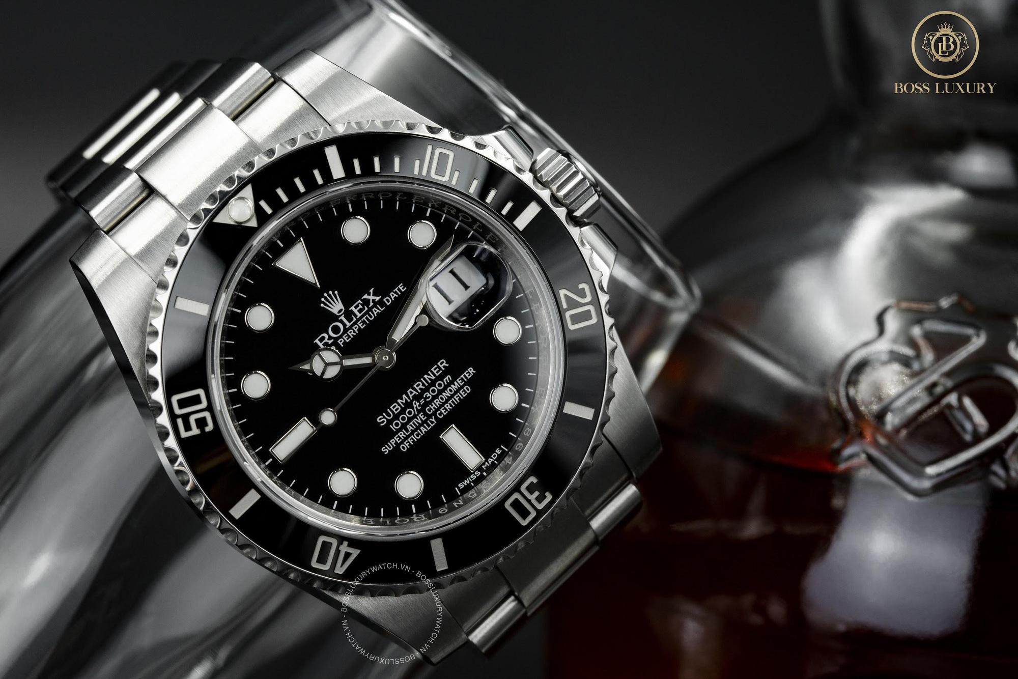 Top 5 cỗ máy đồng hồ hiệu Rolex đắt giá có mặt tại Boss Luxury - Ảnh 2.