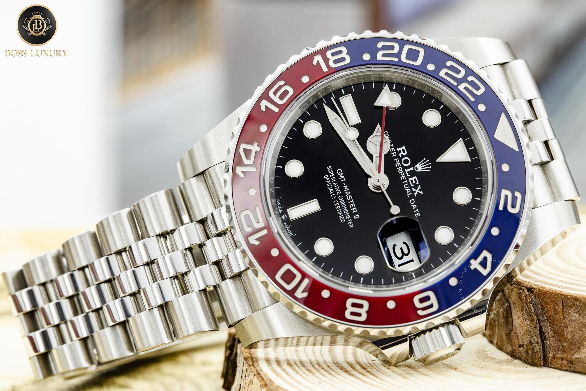 Top 5 cỗ máy đồng hồ hiệu Rolex đắt giá có mặt tại Boss Luxury - Ảnh 3.