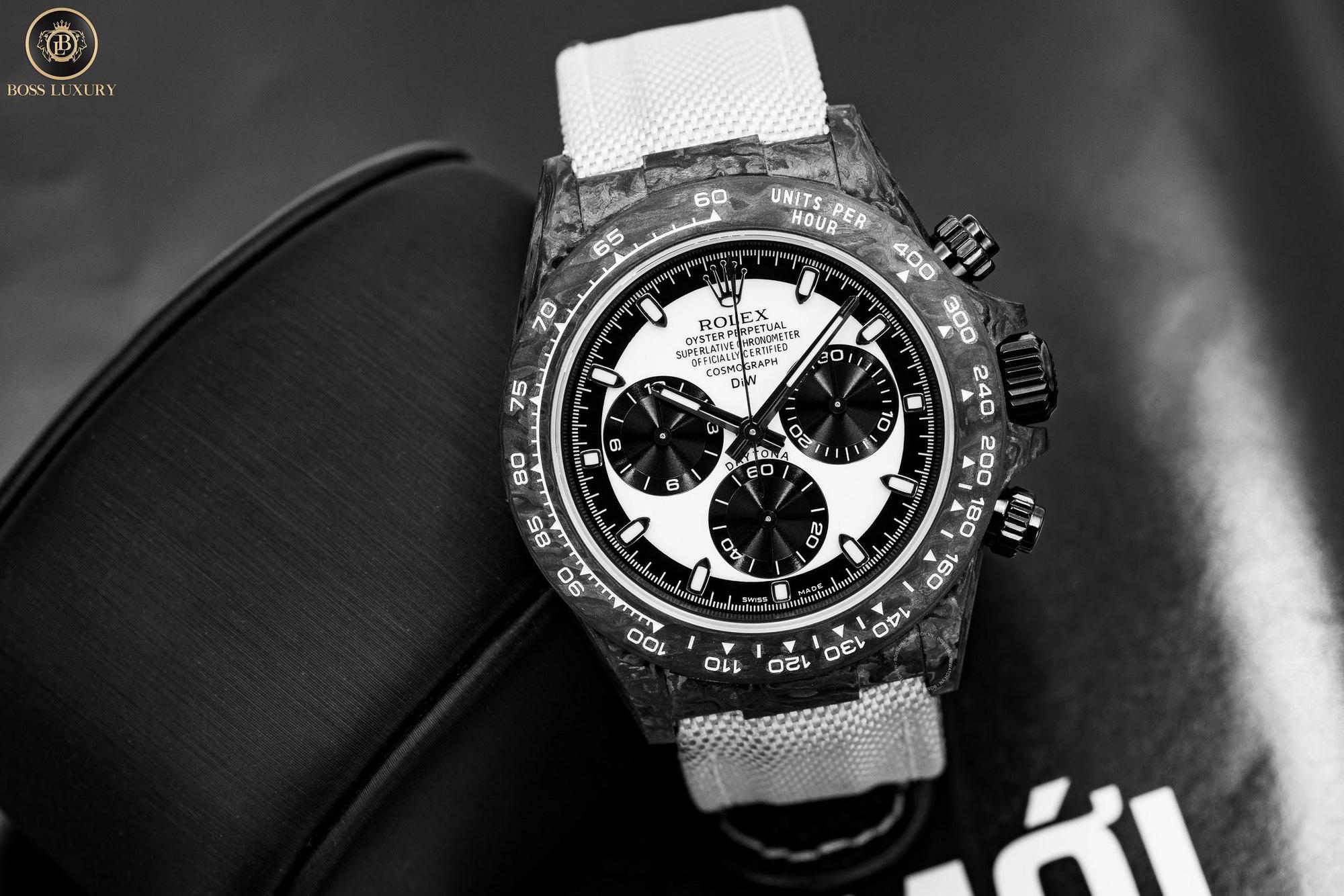 Top 5 cỗ máy đồng hồ hiệu Rolex đắt giá có mặt tại Boss Luxury - Ảnh 4.