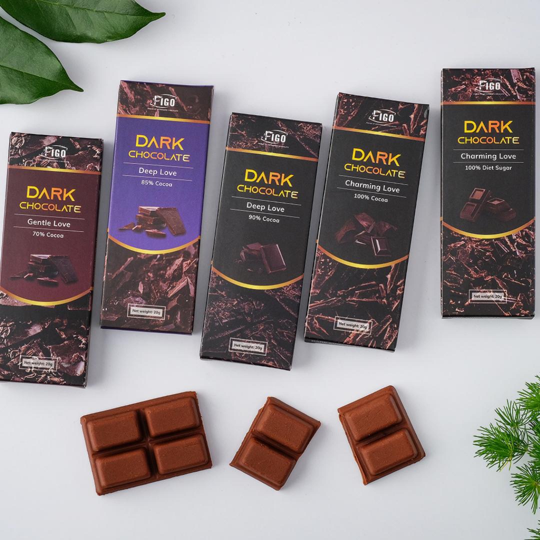 Có một loại chocolate made in Vietnam siêu ngon siêu nghiện nhất định bạn phải ăn một lần! - Ảnh 1.
