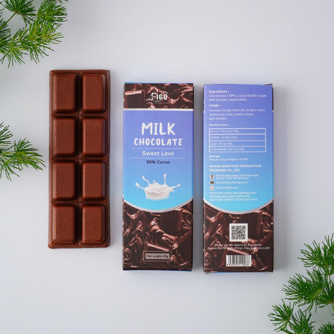 Có một loại chocolate made in Vietnam siêu ngon siêu nghiện nhất định bạn phải ăn một lần! - Ảnh 2.