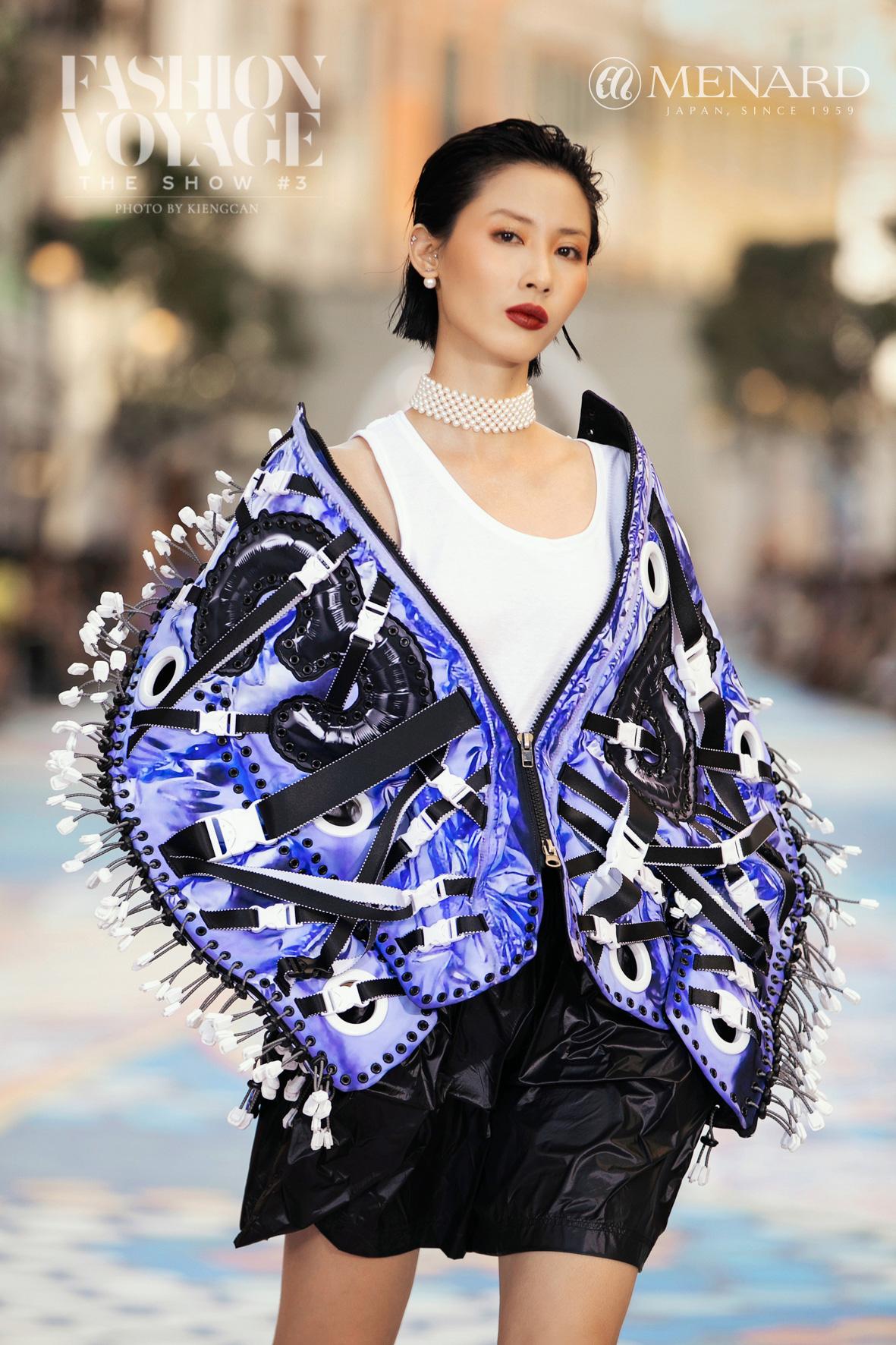 Fashion Voyage #3: Nghệ thuật trang điểm đánh thức khát vọng vẻ đẹp đích thực - Ảnh 3.