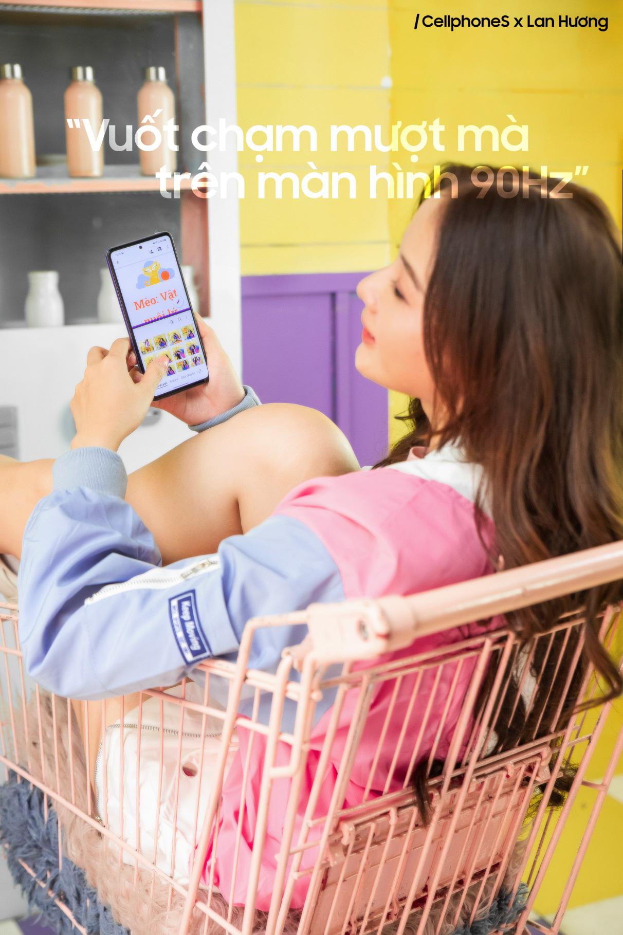 Top 5 lí do khiến Galaxy A52 là smartphone đáng mua phân khúc 8 triệu - Ảnh 4.