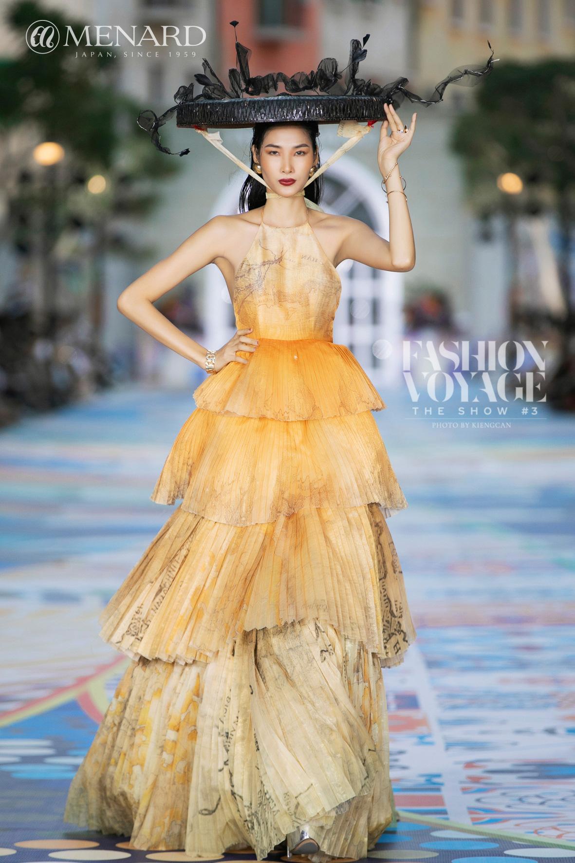 Fashion Voyage #3: Nghệ thuật trang điểm đánh thức khát vọng vẻ đẹp đích thực - Ảnh 4.