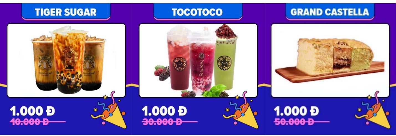 Lộ thông tin loạt e-voucher ăn ngon uống sang từ 1k trong lễ hội mua sắm mừng sinh nhật Lazada - Ảnh 4.