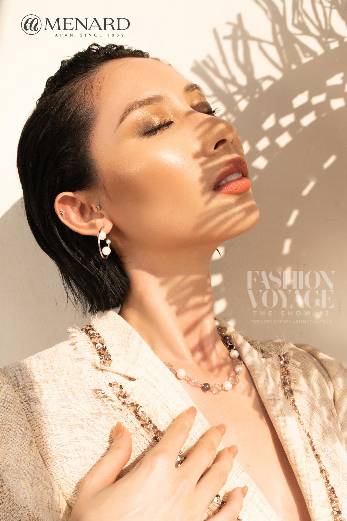 Fashion Voyage #3: Nghệ thuật trang điểm đánh thức khát vọng vẻ đẹp đích thực - Ảnh 5.