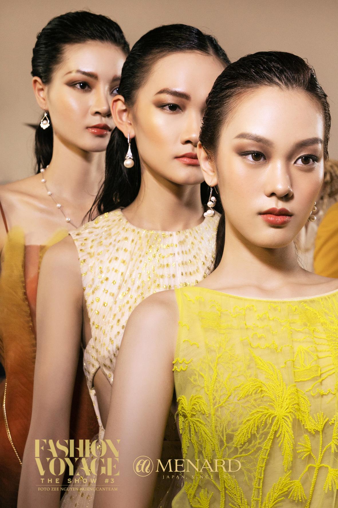 Fashion Voyage #3: Nghệ thuật trang điểm đánh thức khát vọng vẻ đẹp đích thực - Ảnh 6.