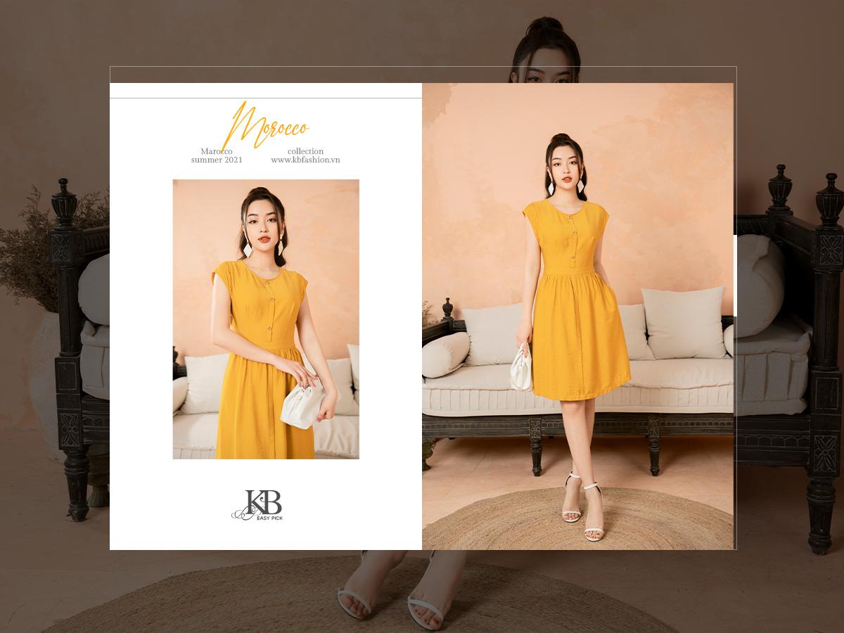 """Hô biến tủ đồ công sở mùa hè với phong cách """"Morocco"""" của KB Fashion - Ảnh 2."""