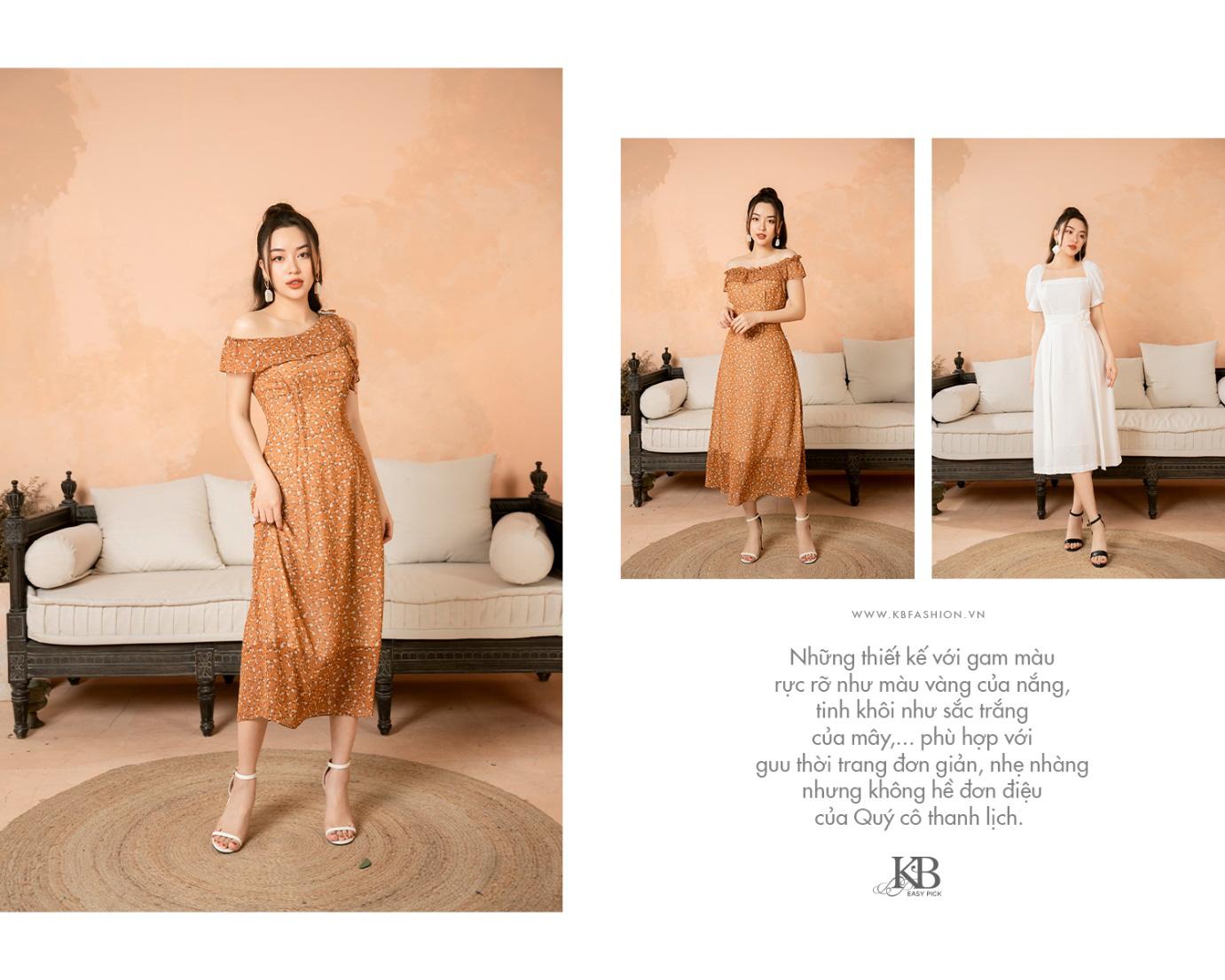 """Hô biến tủ đồ công sở mùa hè với phong cách """"Morocco"""" của KB Fashion - Ảnh 5."""