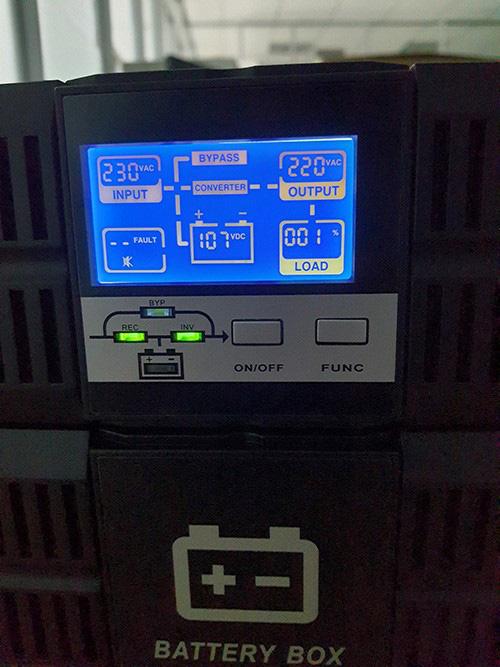 HR1110XL Rack online 10KVA 220V: Giải pháp quản lý nguồn điện hiệu quả - Ảnh 4.