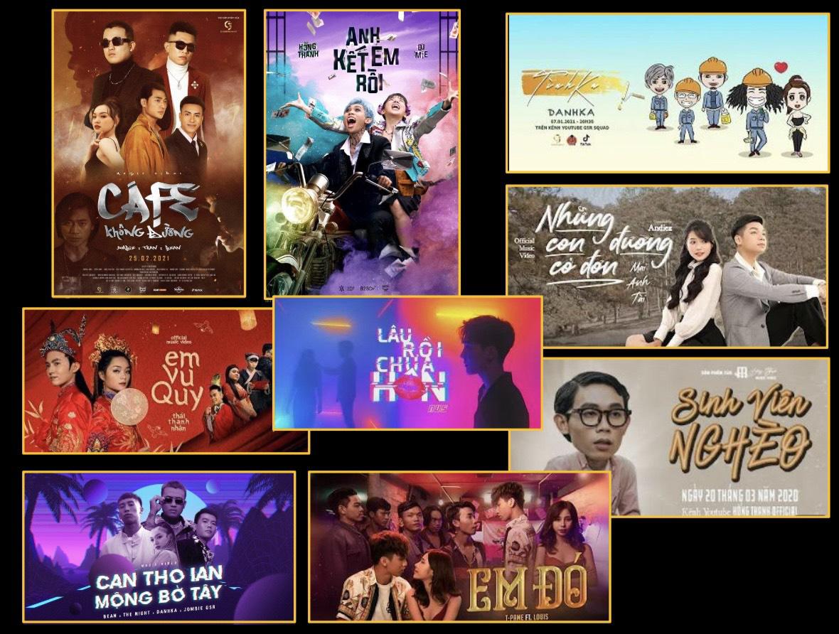 Nguyễn Quốc Cường (Cang Nguyễn): Đạo diễn đứng sau MV lọt top trending Café không đường của Jombie, Tkan, Thập Bát Ca (Lợi Trần), Lâm Minh Trí, Bean - Ảnh 3.