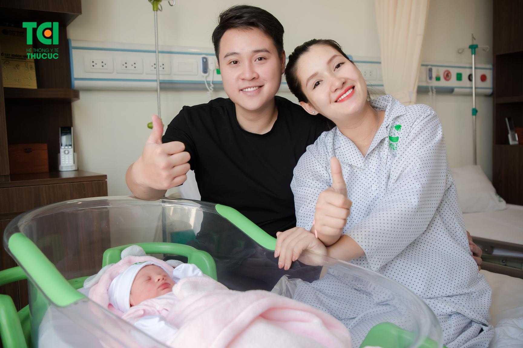 Diễn viên Trịnh Khánh Linh: Sinh con là bộ phim cảm động nhất của mình - Ảnh 5.