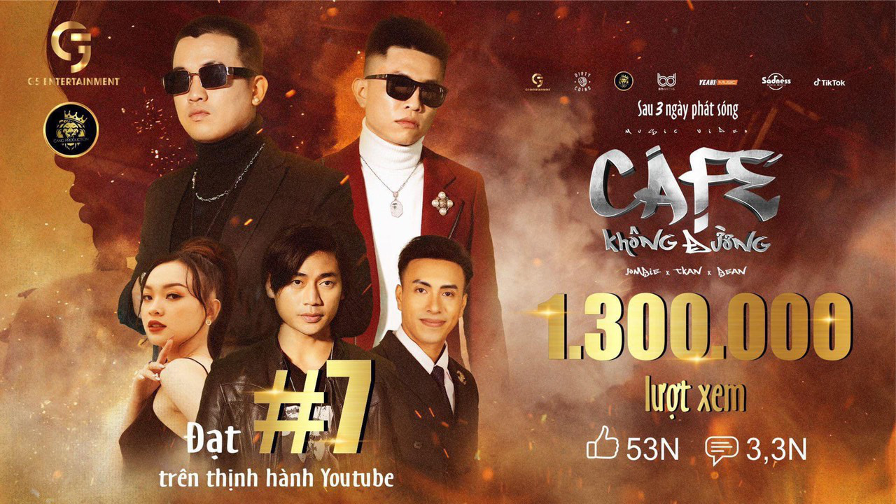 Nguyễn Quốc Cường (Cang Nguyễn): Đạo diễn đứng sau MV lọt top trending Café không đường của Jombie, Tkan, Thập Bát Ca (Lợi Trần), Lâm Minh Trí, Bean - Ảnh 6.