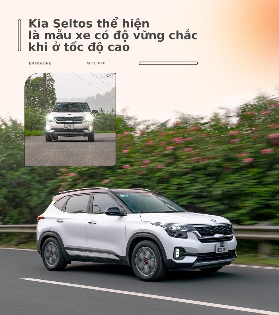 """Đánh giá Kia Seltos trên hành trình Hà Nội - Ba Vì: SUV đô thị vừa """"sell tốt"""" vừa leo tốt - Ảnh 7."""