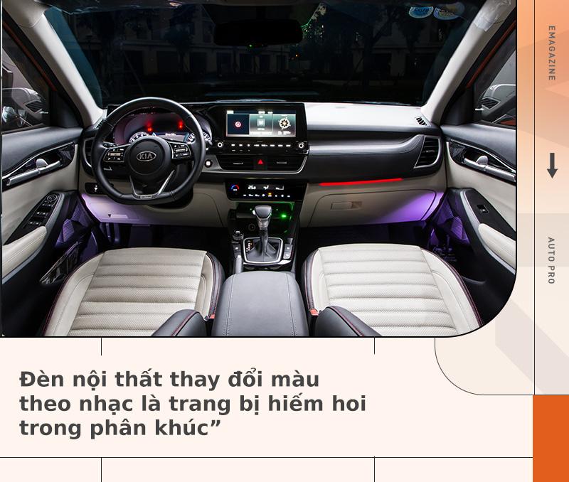 """Đánh giá Kia Seltos trên hành trình Hà Nội - Ba Vì: SUV đô thị vừa """"sell tốt"""" vừa leo tốt - Ảnh 14."""