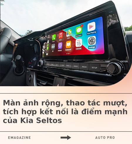 """Đánh giá Kia Seltos trên hành trình Hà Nội - Ba Vì: SUV đô thị vừa """"sell tốt"""" vừa leo tốt - Ảnh 5."""