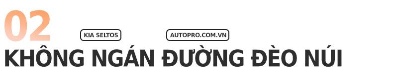 """Đánh giá Kia Seltos trên hành trình Hà Nội - Ba Vì: SUV đô thị vừa """"sell tốt"""" vừa leo tốt - Ảnh 9."""