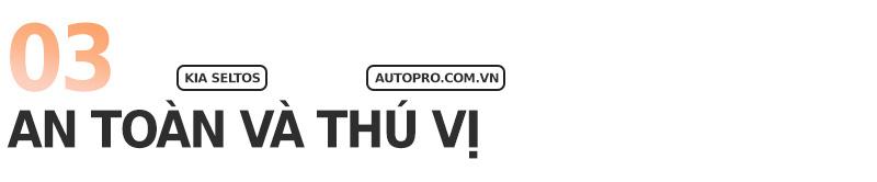 """Đánh giá Kia Seltos trên hành trình Hà Nội - Ba Vì: SUV đô thị vừa """"sell tốt"""" vừa leo tốt - Ảnh 12."""