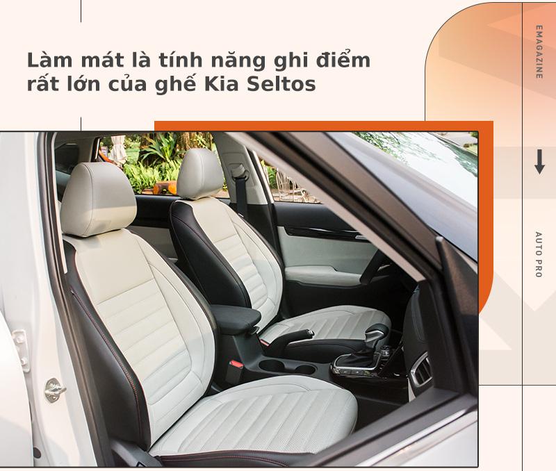 """Đánh giá Kia Seltos trên hành trình Hà Nội - Ba Vì: SUV đô thị vừa """"sell tốt"""" vừa leo tốt - Ảnh 6."""