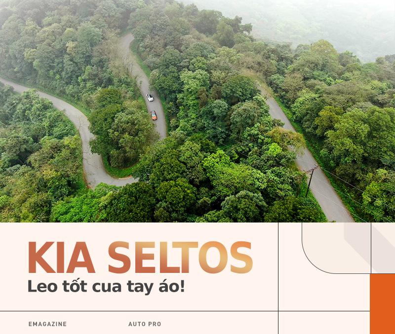 """Đánh giá Kia Seltos trên hành trình Hà Nội - Ba Vì: SUV đô thị vừa """"sell tốt"""" vừa leo tốt - Ảnh 8."""