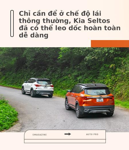 """Đánh giá Kia Seltos trên hành trình Hà Nội - Ba Vì: SUV đô thị vừa """"sell tốt"""" vừa leo tốt - Ảnh 10."""