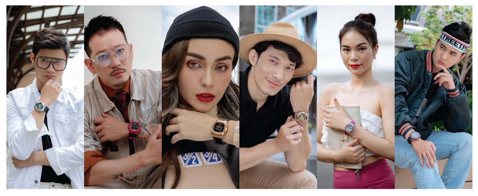 Sao Việt và giới trẻ khoe outfit cá tính cùng G-Shock, Baby-G - Ảnh 5.