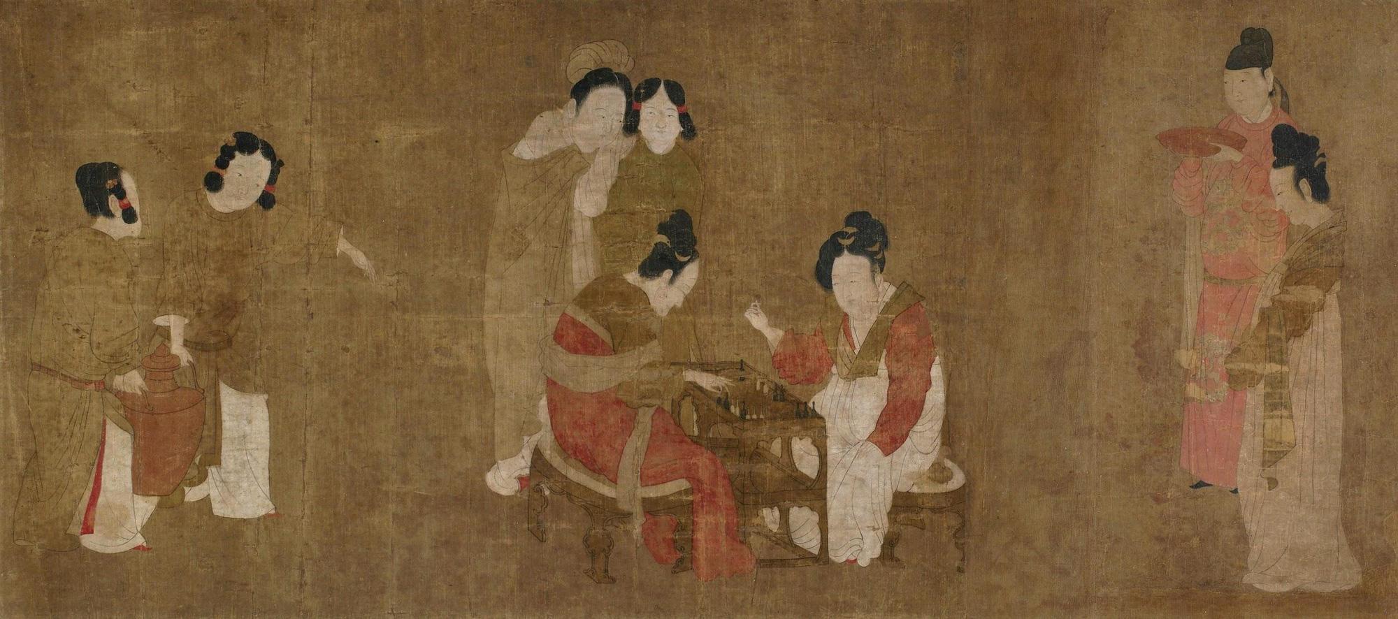 Giải mã thứ bậc xã hội qua trang phục trong Đại Đường Minh Nguyệt - Ảnh 2.