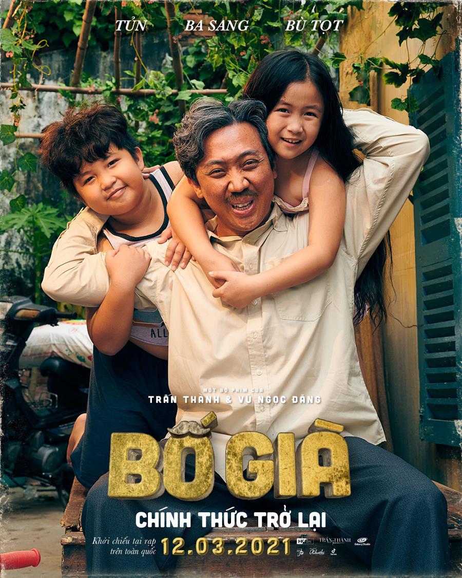"""""""Bố Già"""" của Trấn Thành - Phiên bản gà trống nuôi con tưởng chẳng có gì mới lạ nhưng lại đặc biệt nhất màn ảnh Việt - Ảnh 6."""