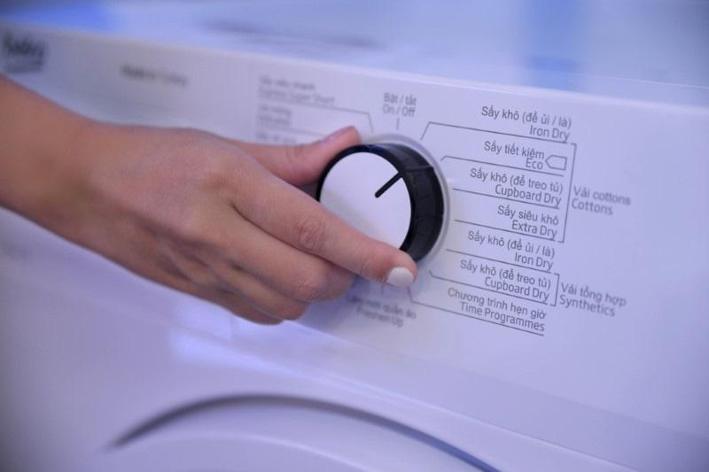 Máy sấy quần áo giúp cuộc sống đơn giản và thư thả hơn - Ảnh 2.
