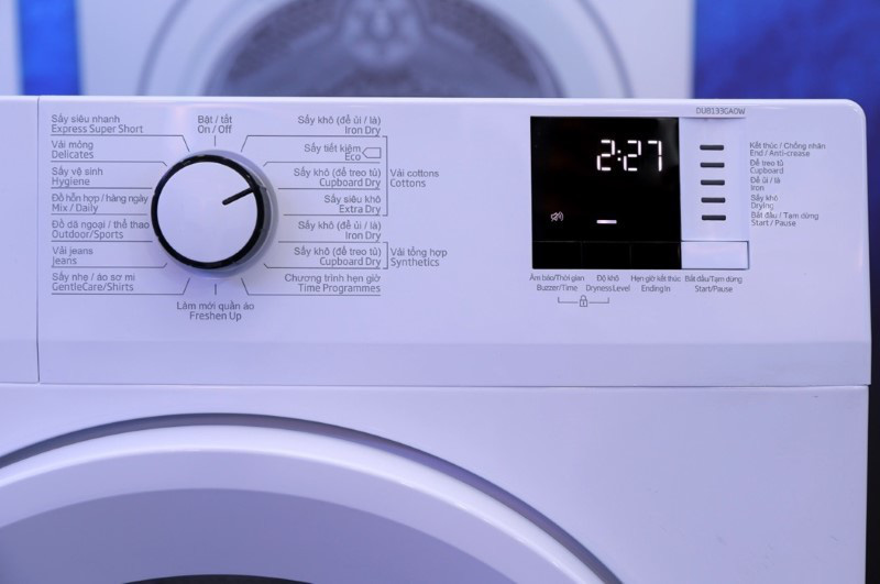 Máy sấy quần áo giúp cuộc sống đơn giản và thư thả hơn - Ảnh 3.