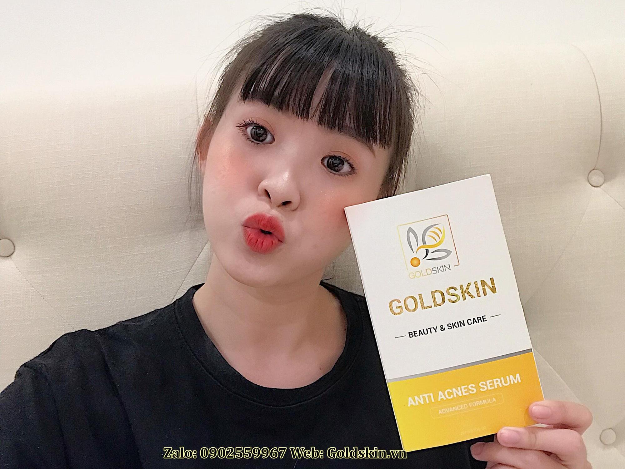 Hiệu quả đạt được từ Serum Mụn Goldskin so với các phương pháp hỗ trợ điều trị mụn khác là gì? - Ảnh 3.