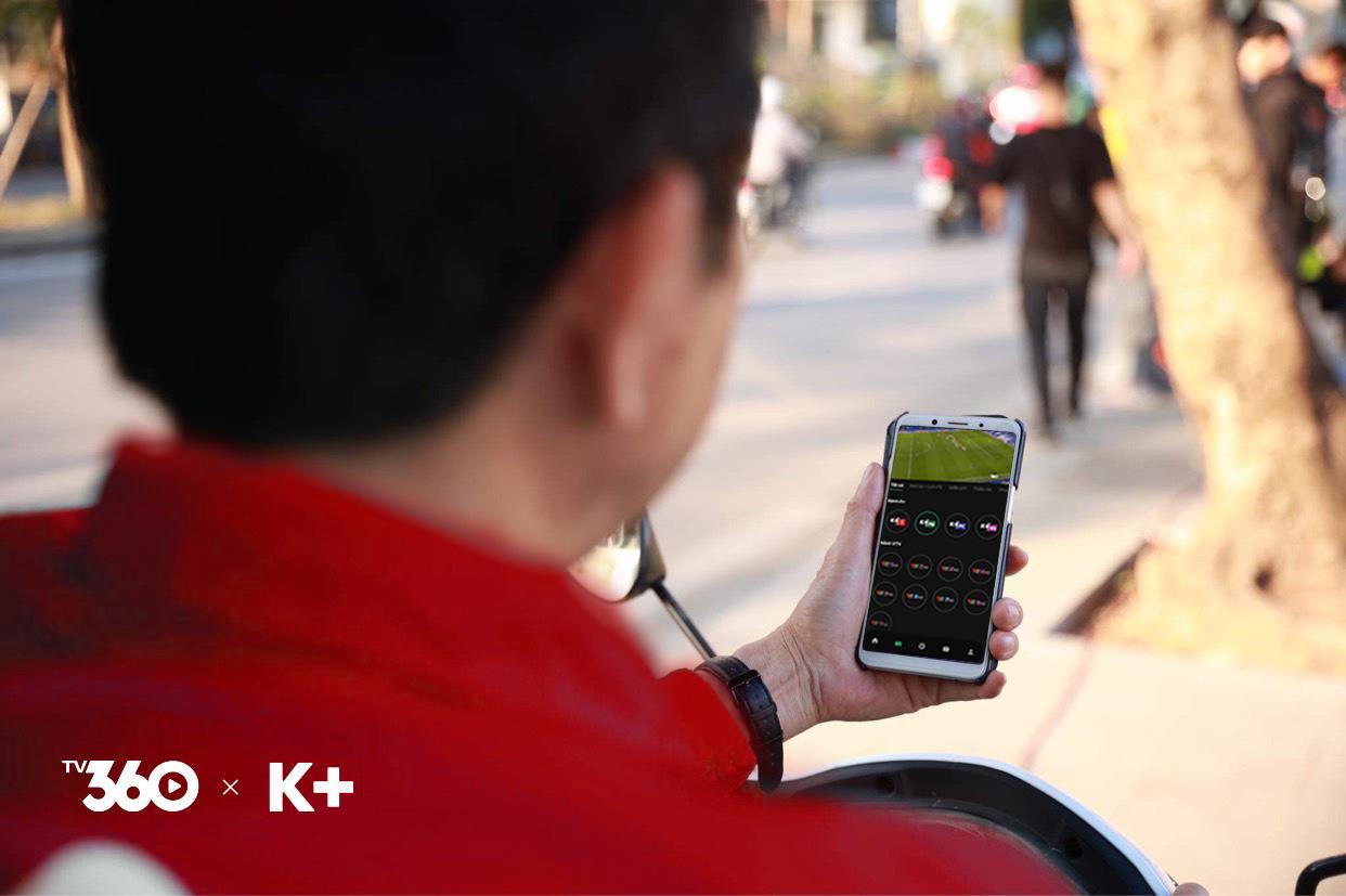 Viettel tặng miễn phí gói tích hợp kênh K+ trên di động - Ảnh 1.