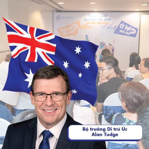 Du học Úc 2021 - Úc luôn là điểm đến lý tưởng hậu Covid-19 - Ảnh 1.