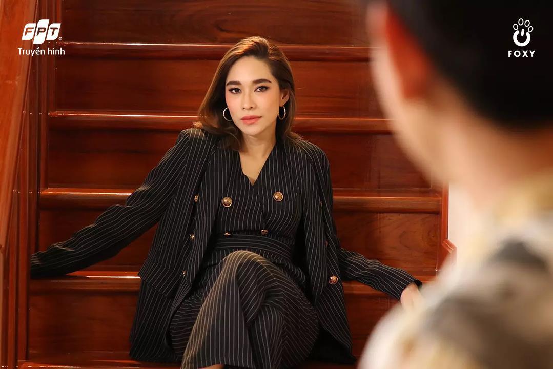 Thủ Đoạn Tình Trường: Dục Vọng Chiếm Hữu - phim chốt sổ sự nghiệp diễn xuất của chị đại Ploy Chermarn - Ảnh 5.
